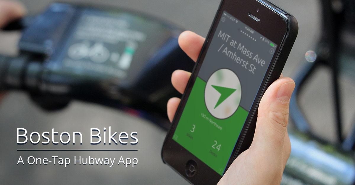 Boston Bikes